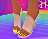 ! Yellow Steel Toes
