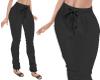 TF* Black Tie Pants