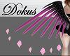 Pink Dark Wings