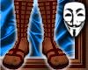Roman Sandals v.1 Red
