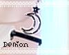 ◇CrescentMoon Earrings