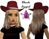 G Blonde Cowgirl
