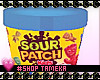 Sour Patch Ice Cream