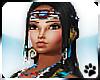 ^.^ Cutout Native Girl 2