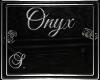 (SL) Onyx Bench