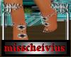 onyx dainty feet
