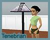 Marblesque Floor Lamp