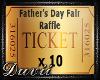 Raffle Ticket x10