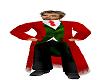 Santas 3 Piece Suit
