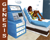 OceanBreeze Delivery Bed