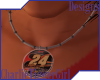 *CTG* 24 Necklace