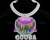 Iced Out Gooba Chain