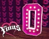 Y. Letter O e