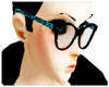 (Oc) Leopard Glasses