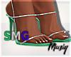 M| SMG Diamond Heels
