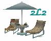 Seabreze Sunbrella Set