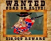 Old West Wanted Poster2