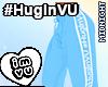 #HugInVU Pants Blue V1