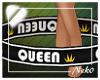 *NK* Queen Body Sign