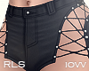 "Iv""RLS Short BlaCk"