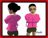 Pink Straight Jacket F