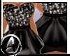 (A) Frill Waist Dress