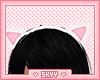 Kids White Cat Ears