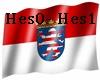 Hessen DJ Light Flagge