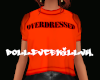 Overdressed Crop Tee