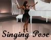 Sing & Danceing Pose