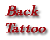 Back Tatoo