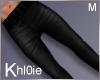 K Fall  leather pants M