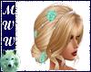 Wed Hair 5 Sun Kiss Mint