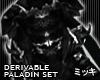 ! Dark Paladin Set - Top