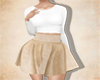 Wool Skater Skirt [GS]