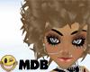 ~MDB~ BROWN BRIANNA HAIR