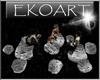 [E] Asteroids 3 seat