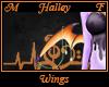 Halley Wings