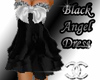 Black Angel Dress