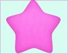 star pillow ★ pink