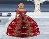 CHRISTMAS FORMAL GOWN