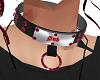Red Jewled Collar