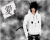 KS- White o3o hoody