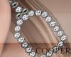 !A silver earrings