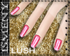 [Is] Gwen Pink Nails