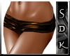 #SDK# Orange Sexy Pants