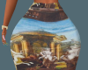 Artsy skirt