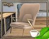 Leather Dorm Chair