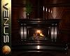 ~V~Recluse Cnr Fireplace