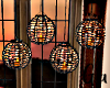 "Fall Lamp: Gia"""